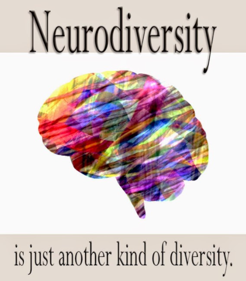 Neurodiversity is another kind of diversity